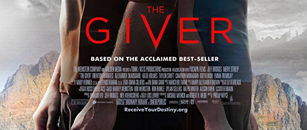 "THE GIVER ""Le Passeur"" (2014)"