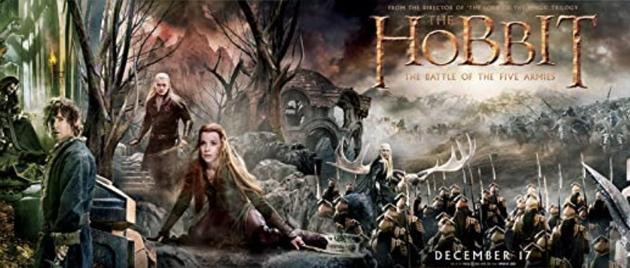 LE HOBBIT – LA BATAILLER DES CINQ ARMEES (2014)