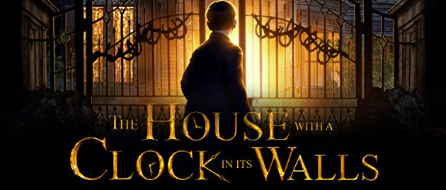 THE HOUSE WITH A CLOCK IN IT'S WALLS (2018)