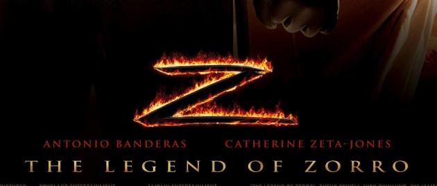 LA LEGENDE DE ZORRO (2005)