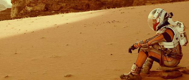 SEUL SUR MARS (2015)