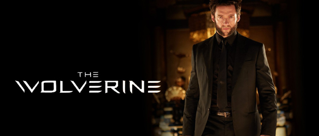 THE WOLVERINE: Le combat de l'immortel  (2013)