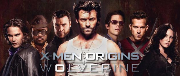 WOLVERINE: X-Men Origins (2009)