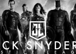 ZACK SNYDERS – JUSTICE LEAGUE (2021)