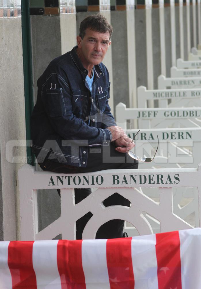 Antonio Banderas au 43e Festival de deauville 2017