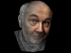Gerard Jugnot en 3D