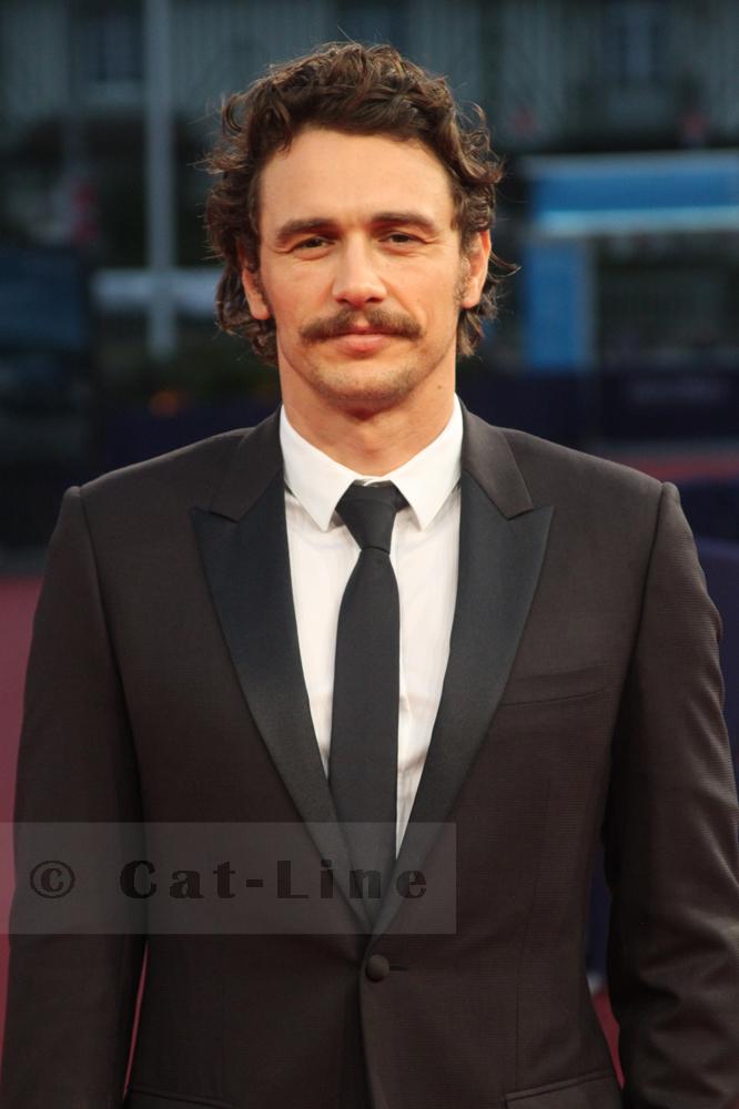 James Franco au Festival de Deauville du Cinéma Américain 2016
