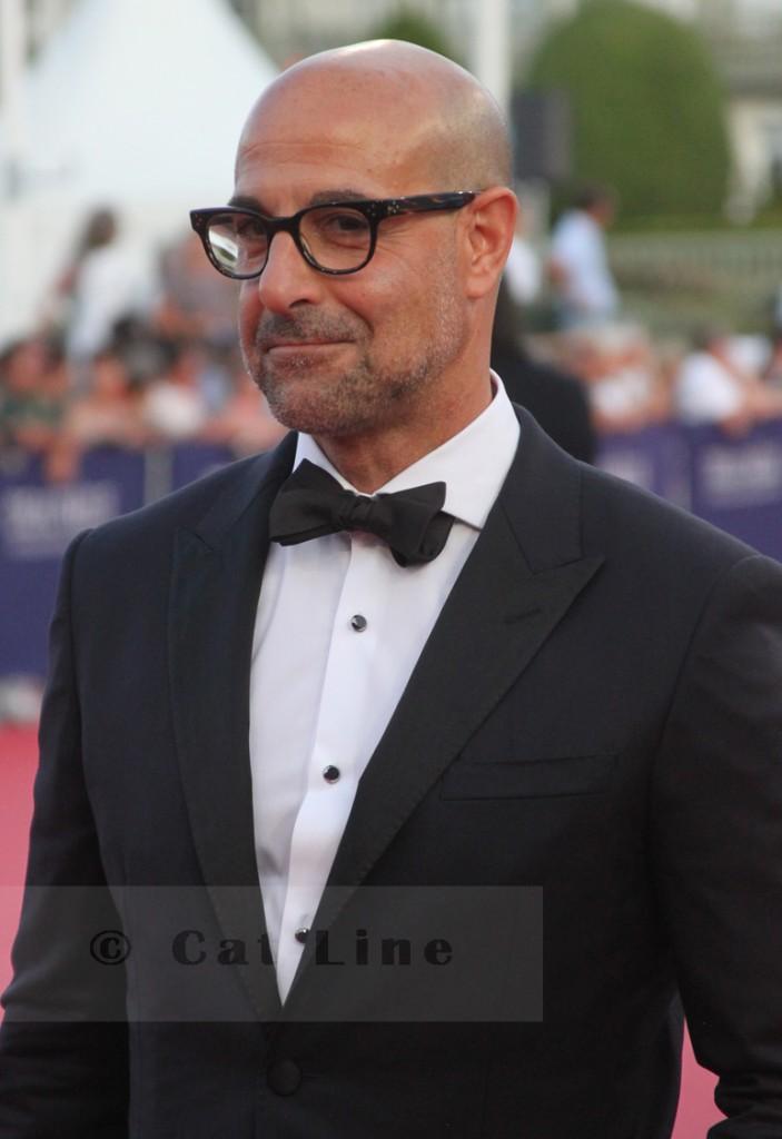 Stanley Tucci au Festival de Deauville du Cinéma Américain 2016
