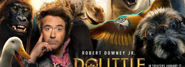 EL VIAJE DEL DOCTOR DOLITTLE (2020)