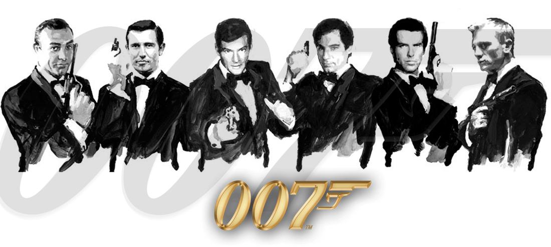 James BondChronologie