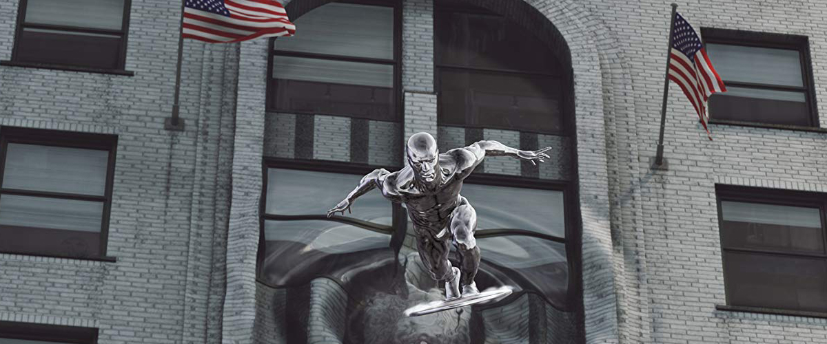 4: RISE OF THE SILVER SURFER (2007)