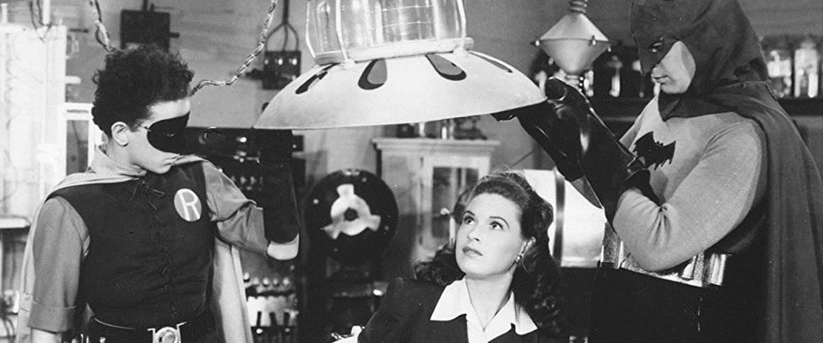 BATMAN (1943)
