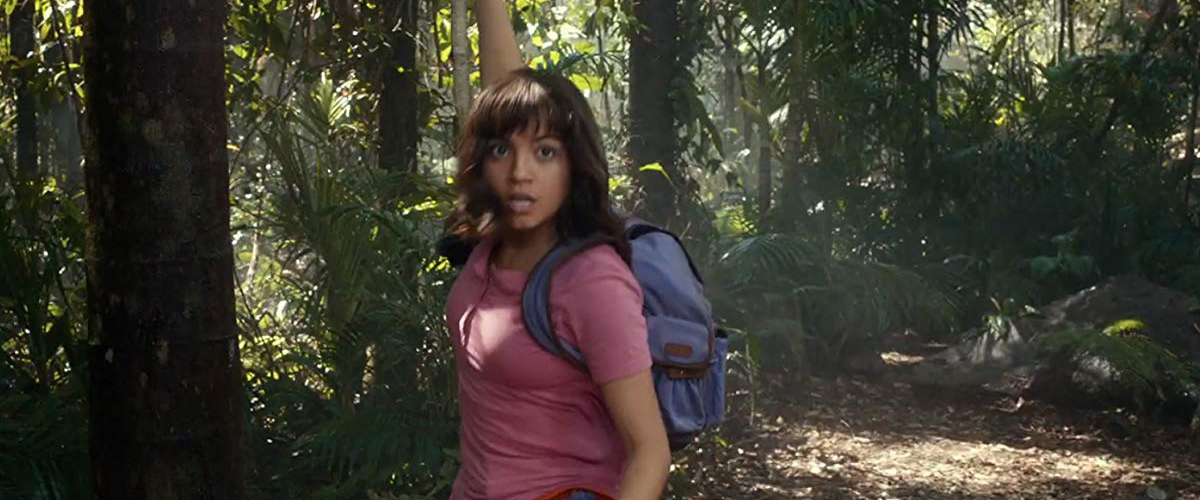 DORA AND THE LOST CITY GOLD (2019)