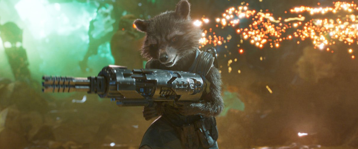 GUARDIANS OF THE GALAXY Vol2 (2017)