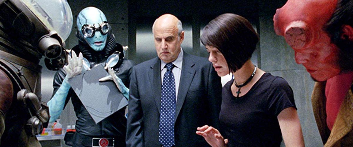 HELLBOY II (2008)