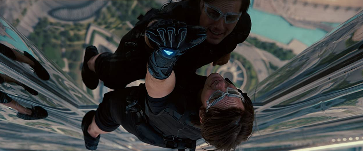 MISSION IMPOSSIBLE - GHOST PROTOCOL (2011)