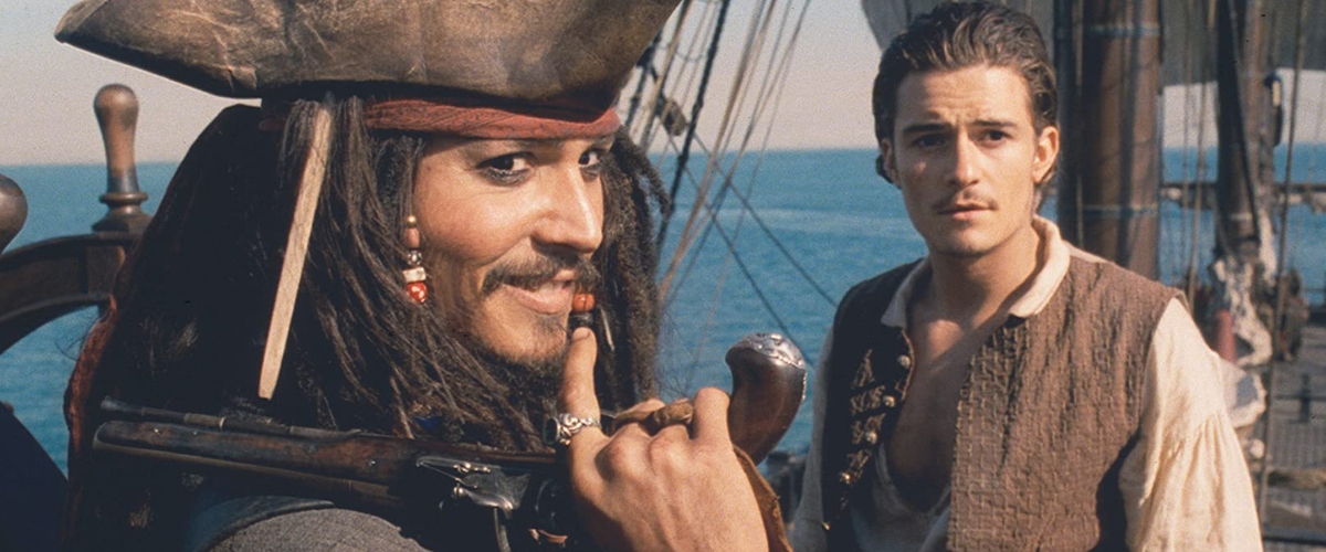PIRATES OF THE CARIBBEAN - The Curse of the Black Pearl (2003)