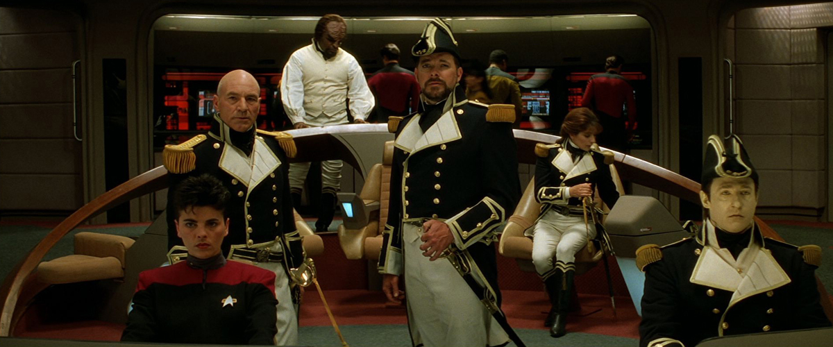 STAR TREK 7: GENERATIONS (1994)
