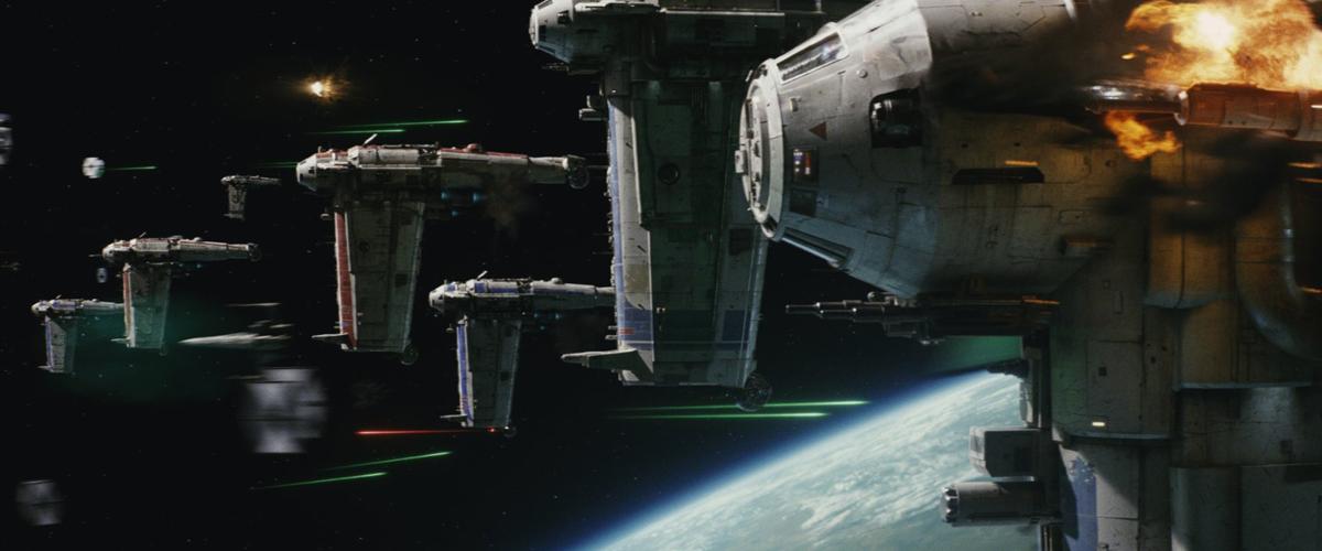 STAR WARS VIII (2017)