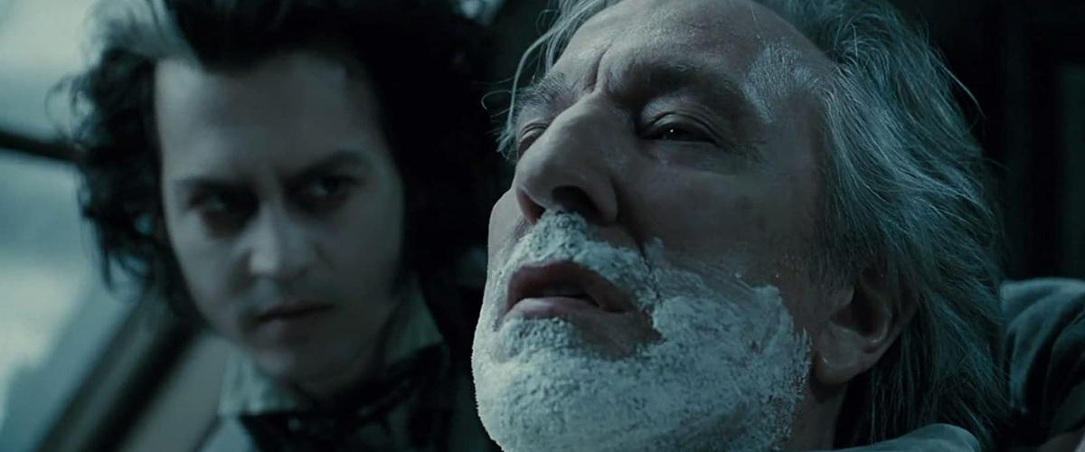 SWEENEY TODD, le diabolique barbier de Fleet Street (2007)