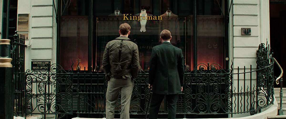THE KING'S MAN (2019)