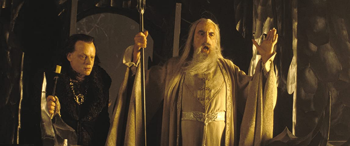 THE LORD OF THE RINGS - THE TWO TOWERS (2002)