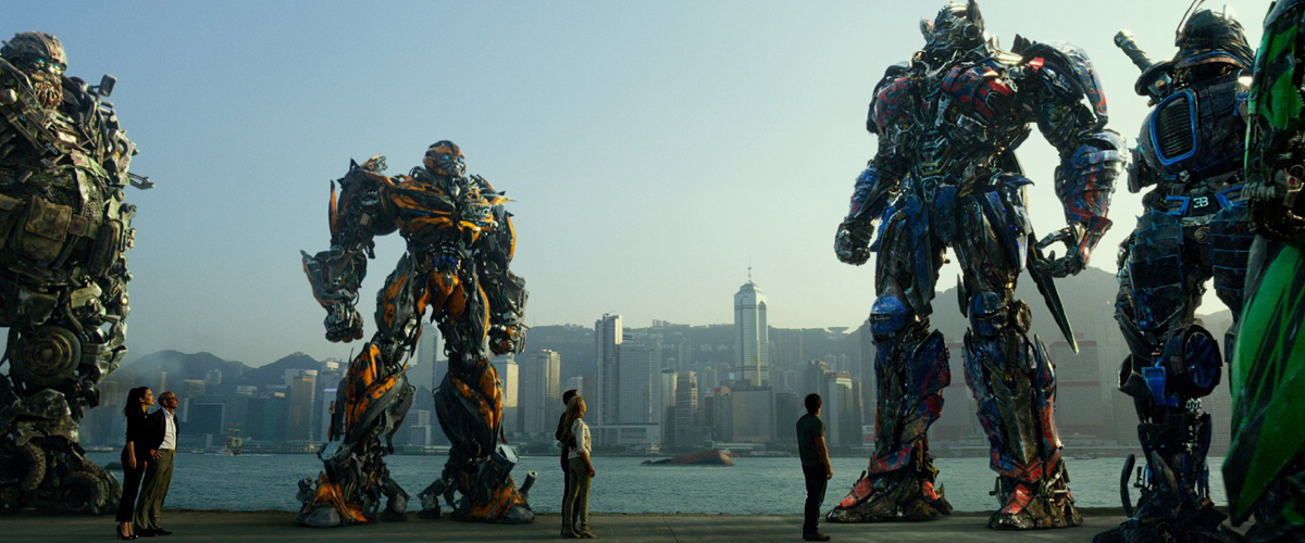 TRANSFORMERS 4: L'Age de l'extinction (2014)