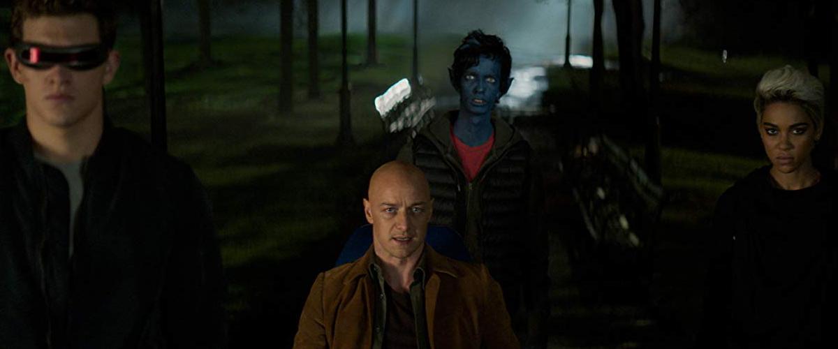 X-MEN: Dark Phoenix (2019)
