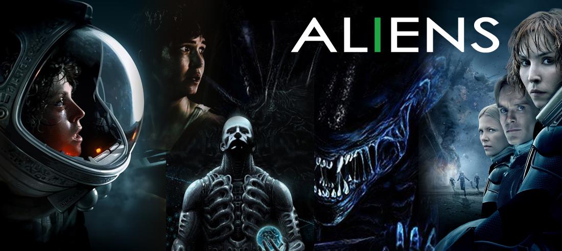 Aliens Chronologie
