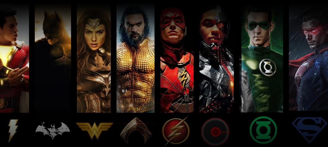 DC Comics Chronologie