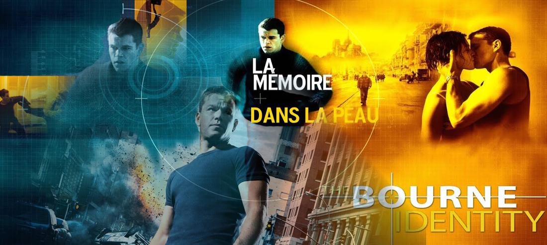 Jason Bourne Chronologie