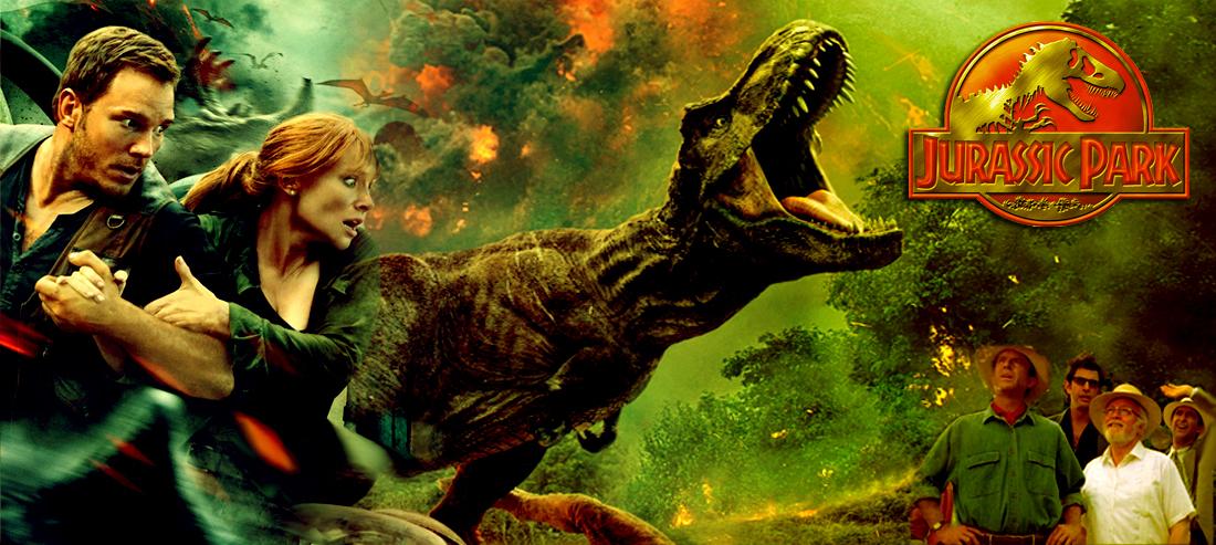 Jurassic Park Chronologie