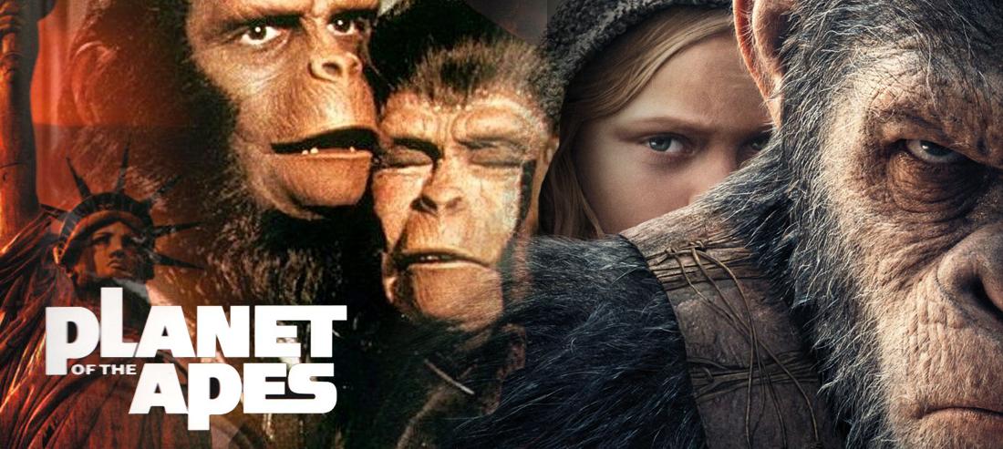 La planète des singes Chronologie