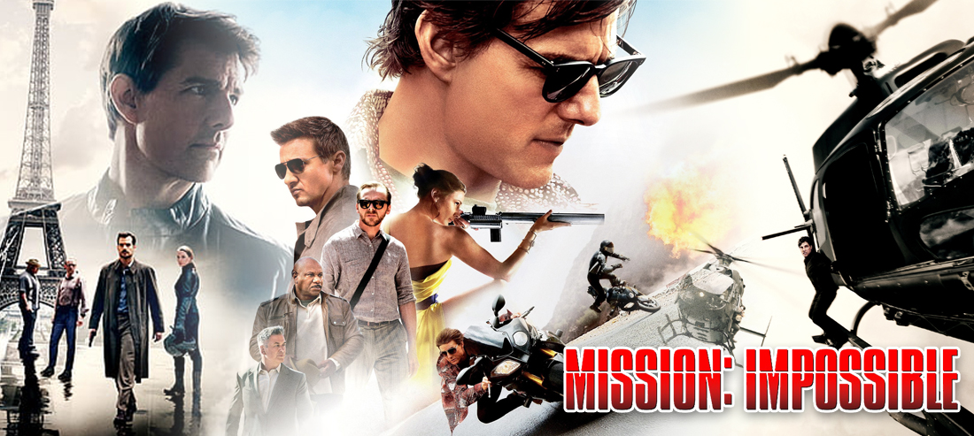 Mission Impossible Chronologie