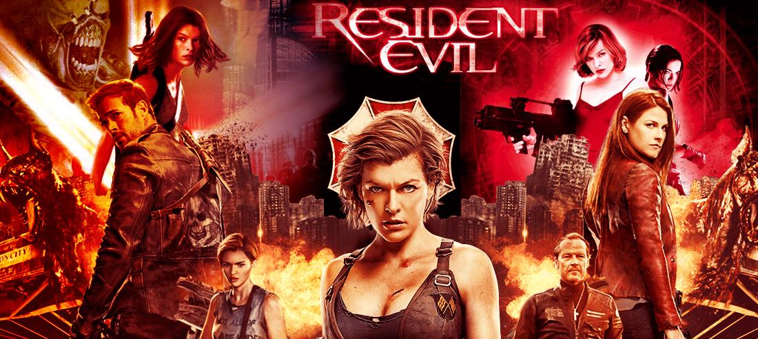Cronología de Resident Evil