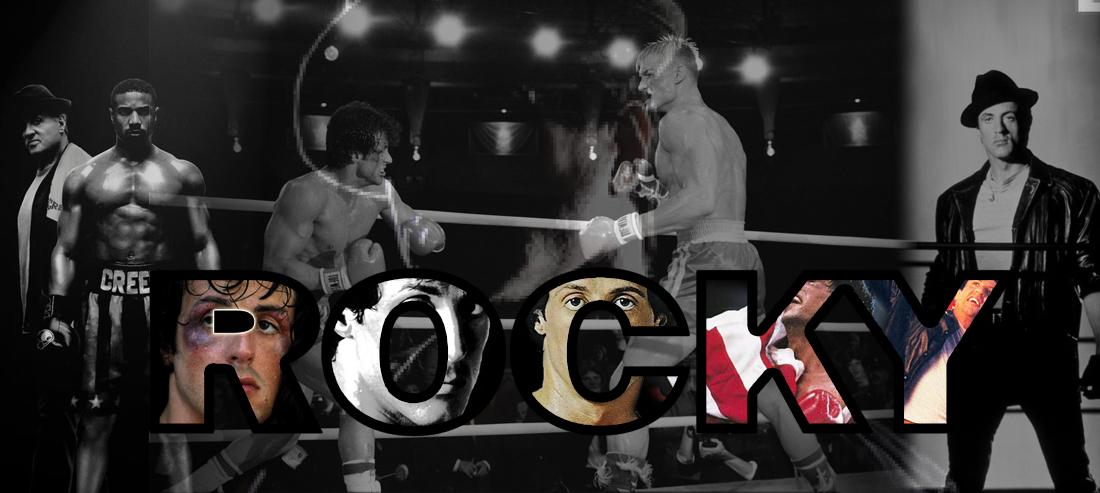 Rocky Chronologie