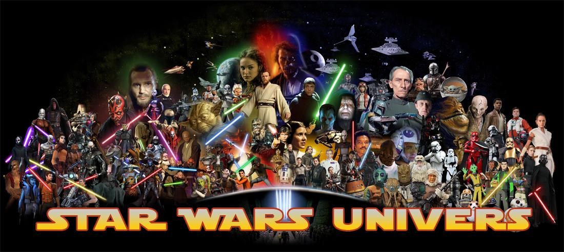 Star Wars Chronologie