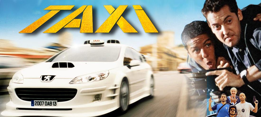 Cronología de Taxi
