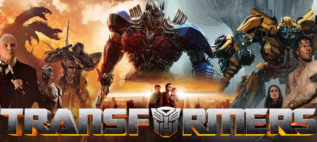 Cronología de Transformers